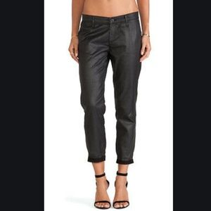 AG Tristan The Tailored Leatherette Trousers Pants